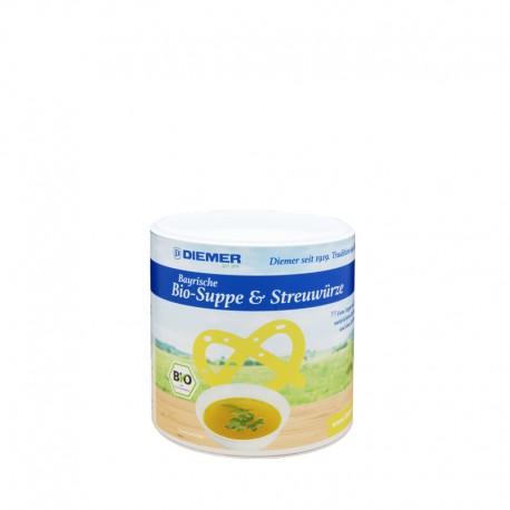 Bayrische Bio-Suppe & Streuwürze