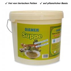 Suppe und Kräuter-Würzmittel, 10kg