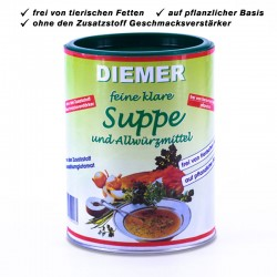 Suppe und Kräuter-Würzmittel ohne Glutamat, 540g
