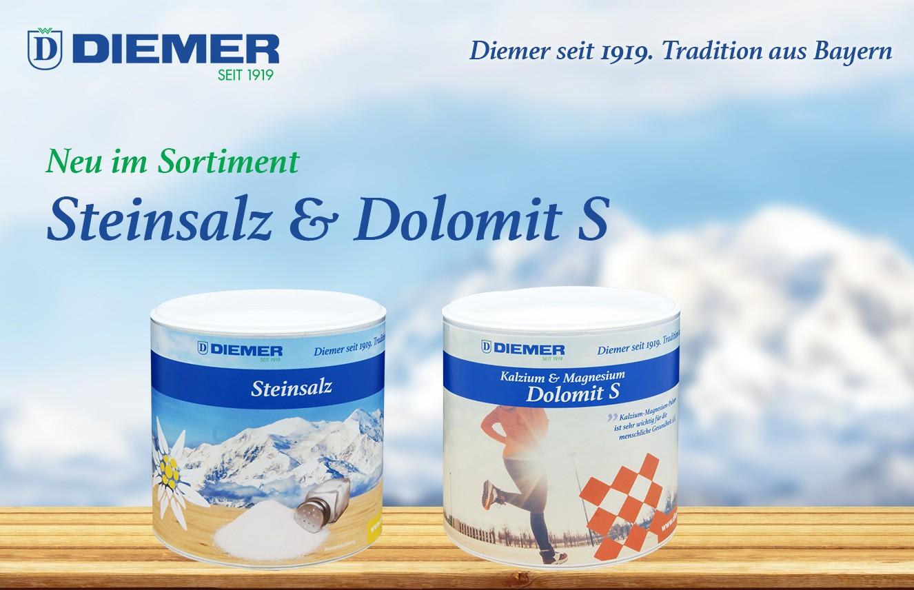Steinsalz+Dolomit S